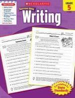 SCHOLASTIC SUCCESS WITH WRITING GRADE. 5