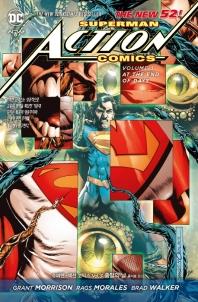 슈퍼맨 액션 코믹스. 3: 종말의 날