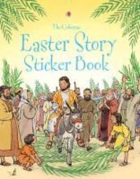 Easter Story Sticker Book