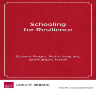 Schooling for Resilience
