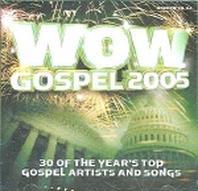 WOW GOSPEL 2005(CD)
