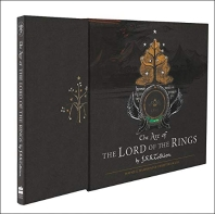 The Art of the Lord of the Rings (60th Anniv Slipcase)