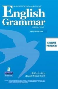 Understanding and Using English Grammar Interactive