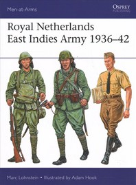 Royal Netherlands East Indies Army 1936-42