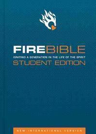 Fire Bible-NIV-Student