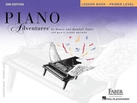 Primer Level - Lesson Book: Piano Adventures (Revised)