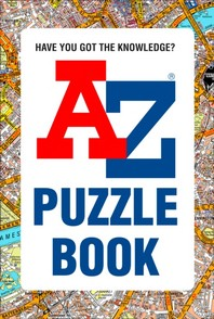 A-Z Puzzle Book