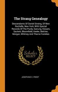 The Strang Genealogy