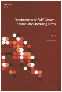 Determinants of SME Growth: Korean Manufacturing Firms