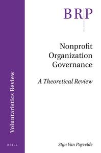 Nonprofit Organization Governance