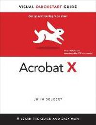 Adobe Acrobat X for Windows and Macintosh
