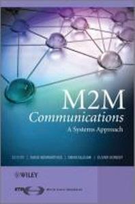 M2m Communications(양장본 HardCove