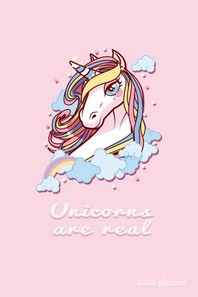 Unicorns are Real 2020 Planner