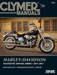 Harley-Davidson Fls/Fxs/Fxc Softail Series 2011 - 2017