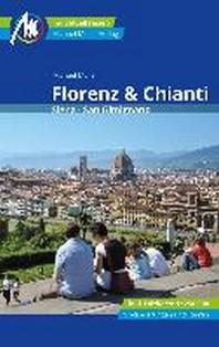 Florenz & Chianti Reisefuehrer Michael Mueller Verlag