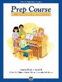 Alfred's Basic Piano Prep Course Lesson Book, Bk E