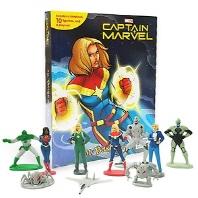 Captain Marvel My Busy Book