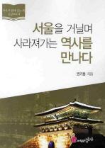 서울을 거닐며 사라져가는 역사를 만나다(큰글자책)
