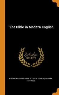 The Bible in Modern English
