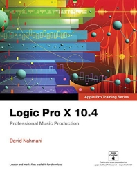 Logic Pro X 10.4 - Apple Pro Traini