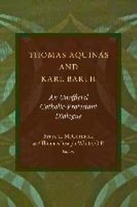 Thomas Aquinas and Karl Barth