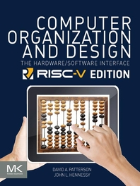 Computer Organization and Design RISC-V Edition  The Hardware Software Interface