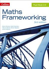 Maths Frameworking -- Pupil Book 2.3 [Third Edition]