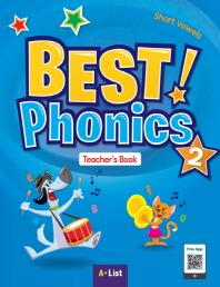 Best Phonics. 2: Short Vowels(Teacher's Book)