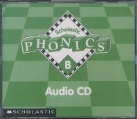 Scholastic Phonics Level B