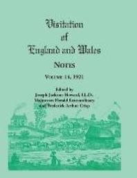 Visitation of England and Wales Notes