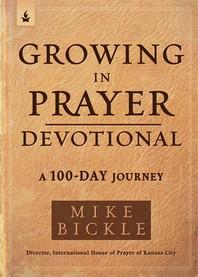 Growing in Prayer Devotional