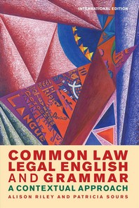 Common Law Legal English and Grammar
