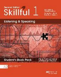 Skillful 2nd edition. Level 1 - Listening and Speaking / Student's Book with Student's Resource Center and Online Workbook