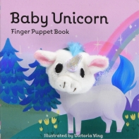 Baby Unicorn: Finger Puppet Book
