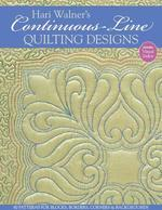 Hari Walner's Continuous-Line Quilting Designs-Print-On-Demand-Edition