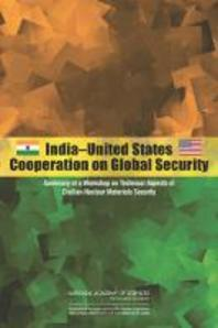 India-United States Cooperation on Global Security