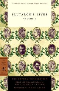 Plutarch's Lives, Volume 1