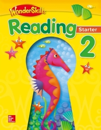 WonderSkills Reading Starter. 2 (Book(+Workbook) + Audio CD)