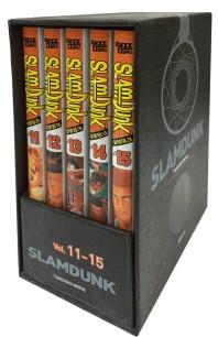 슬램덩크 오리지널 박스판 세트(11-15권)