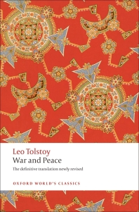 War and Peace (Oxford World Classics)(New Jacket)new