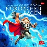 Die grosse Hoerbuchbox der Nordischen Sagen
