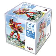 헬로카봇 미니 직소 퍼즐 108pcs: 아머다이저