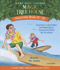 Magic Tree House Collection: Books 25-28(with CD)