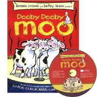 베오영 Dooby Dooby Moo (New) (원서 & CD)