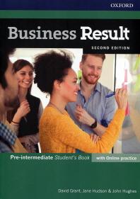 Business Result: Pre-intermediate Student's Book
