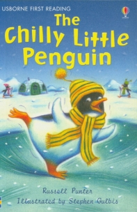 The Chilly Little Penguin (Book + Audio CD)