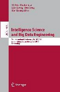 Intelligence Science and Big Data Engineering
