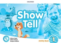 Show and Tell. 1 Activity Book, 2/E