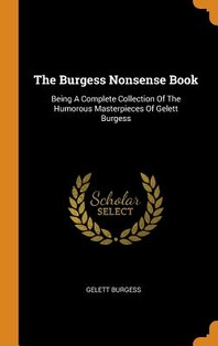 The Burgess Nonsense Book
