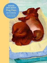 David Hockney Dog Days: Sketchbook